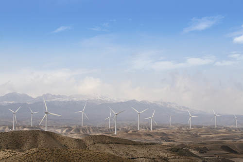 国投白银风电:追风逐日大西北