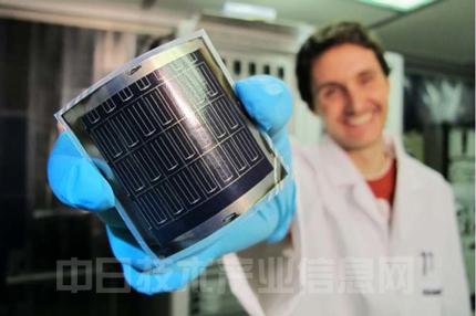瑞士EMPA的CIGS光伏电池转换效率达20.4%
