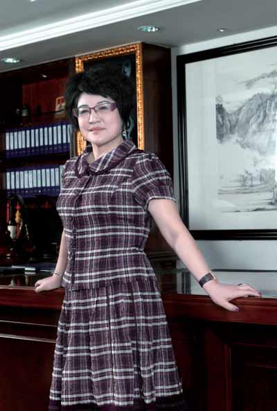 广西梧州中恒集团股份有限公司董事长兼总裁许