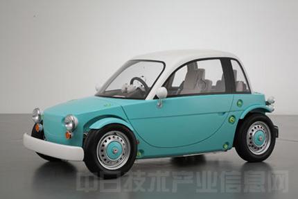 设计师和用户共同创造的1000万日元电动摩托