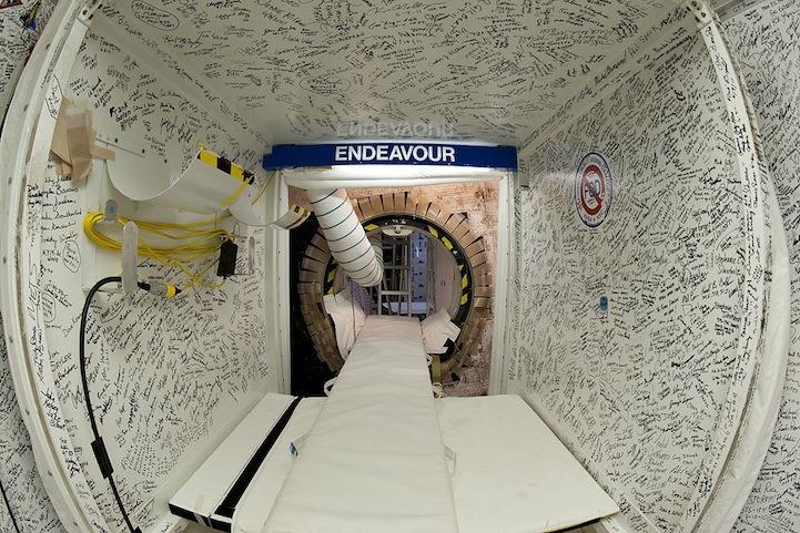 揭秘:宇宙飞船太空舱内部一览(组图)【3】