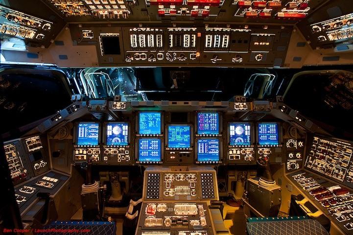 揭秘:宇宙飞船太空舱内部一览(组图)【5】