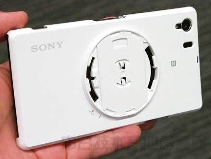 全新概念 镜头相机 ,智能手机与高级相机 合而为一