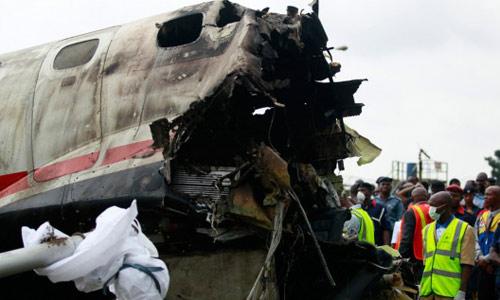美国ups一架货运飞机坠毁