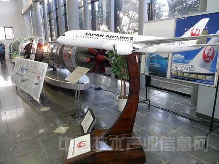 看似普通的模型飞机,但发动机部分格外真实