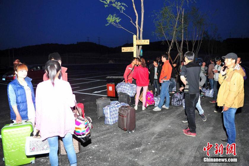 辽宁抚顺辽沈战役景区发生爆炸 6人当场死亡