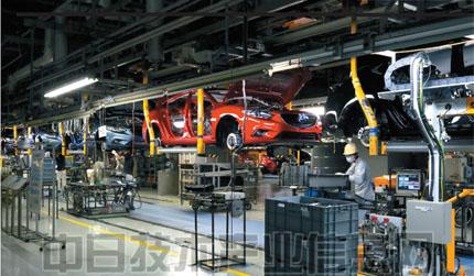 工厂思考矢量图
