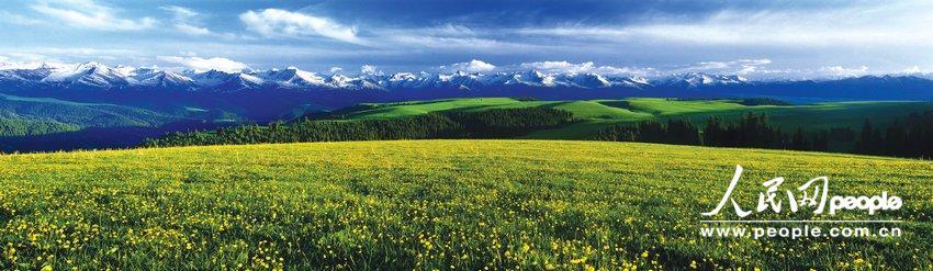 人迹罕至的旅游胜地——新疆喀拉峻景区