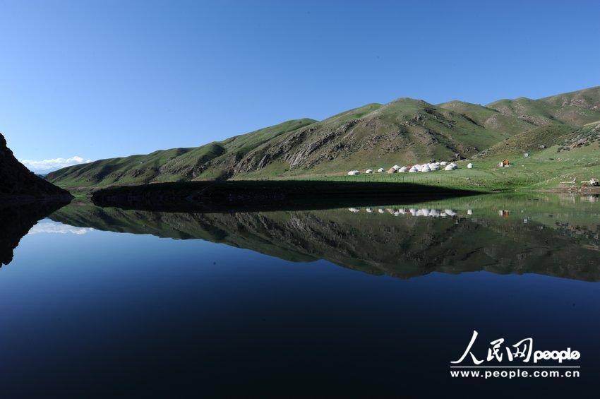 人迹罕至的旅游胜地——新疆喀拉峻景区【6】