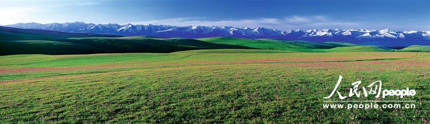 人迹罕至的旅游胜地——新疆喀拉峻景区【2】