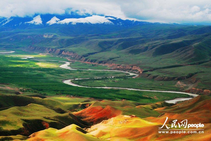 人迹罕至的旅游胜地——新疆喀拉峻景区【5】
