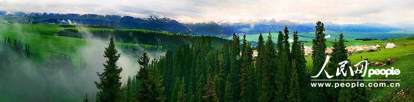 人迹罕至的旅游胜地——新疆喀拉峻景区【4】