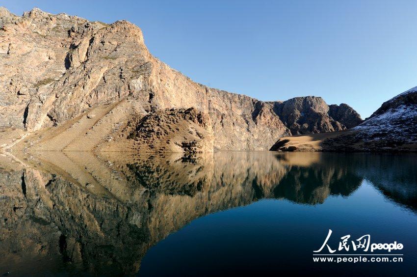 人迹罕至的旅游胜地——新疆喀拉峻景区【9】