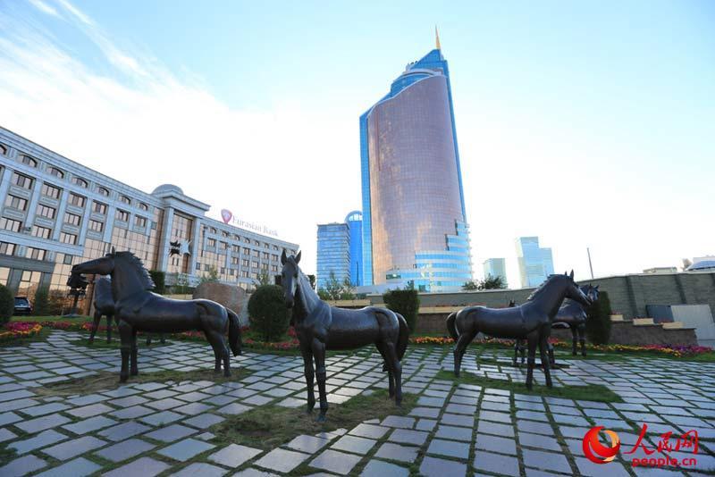 哈萨克斯坦首都图片