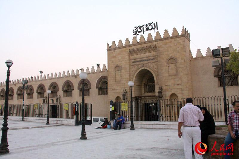 阿慕尔(音译)大清真寺