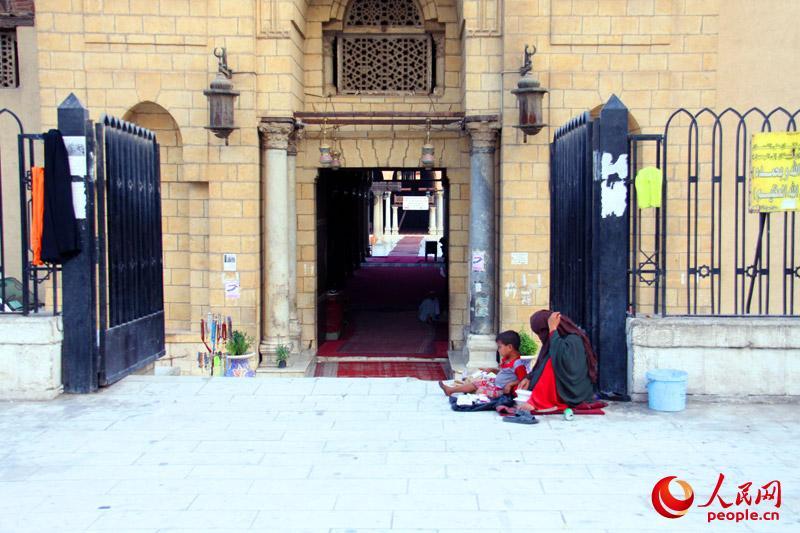清真寺入口