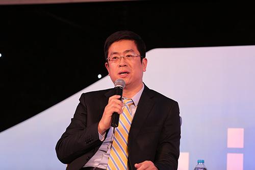 中国保险行业协会秘书长刘琦发言(图)