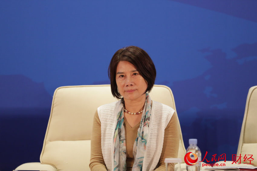 珠海格力电器股份有限公司董事长董明珠出席一带一路区域合作高峰论坛