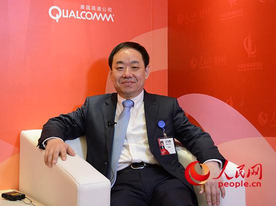 新奥集团股份有限公司董事局主席王玉锁