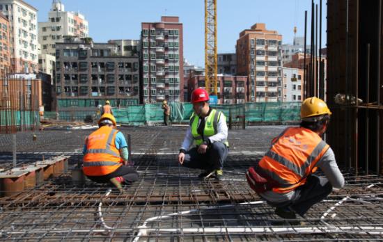 建筑施工安全专项治理行动开始