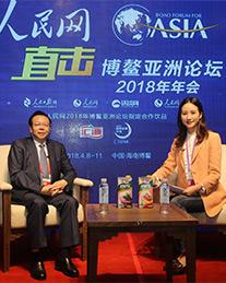 专访中国华融董事长赖小民