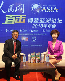 专访中国发展研究院迟福林