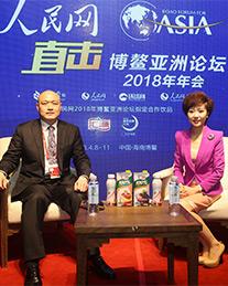 专访维信诺总裁张德强