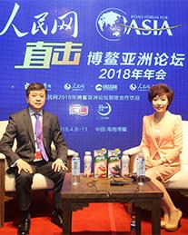 专访微软副总裁洪小文