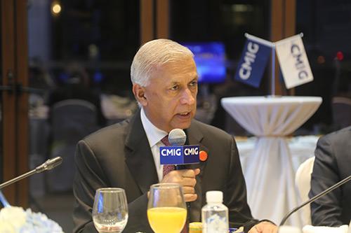 巴基斯坦前总理阿齐兹:中国是一个非常有吸引力的投资地
