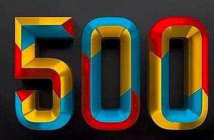 66家中企上榜全球500强