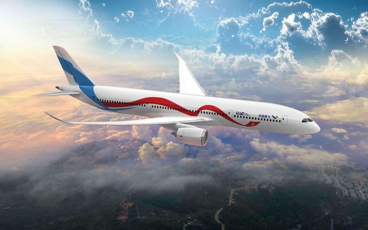 对标波音787 CR929预计2025年前后首飞