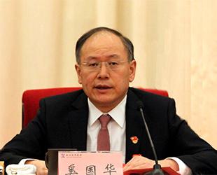 新兴际华董事长、党委书记奚国华接受专访