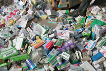 药企药店应承担起回收过期药责任