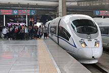 京津城际铁路十年来首次大规模升级