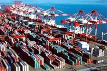 1-5月我国服务进出口总额同比增12%