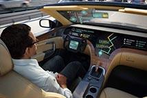 自动驾驶汽车上路还有三步
