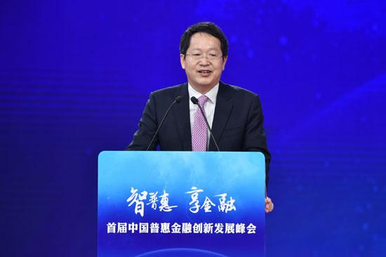 张立林 中国建设银行副行长