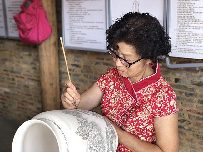 【改革开放看江西】对话古今千年瓷都景德镇绘制改革新画卷