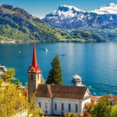 瑞士首届进博会:瑞士国家馆带来3D游