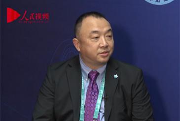瓦里安医疗系统全球副总裁 张晓       首届中国国际进口博览会于2018年11月5日至10日在上海国家会展中心举办,吸引了来自世界各地的3000多家企业参展。    展会现场,人民网专访瓦里安医疗系统全球副总裁、大中华区总裁张晓。