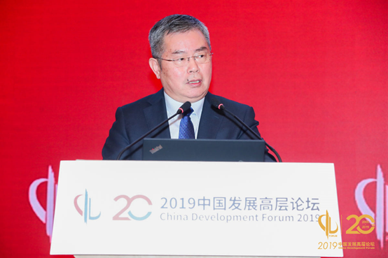 """李扬:""""一带一路""""倡议可以成为解救危机的有效方法"""