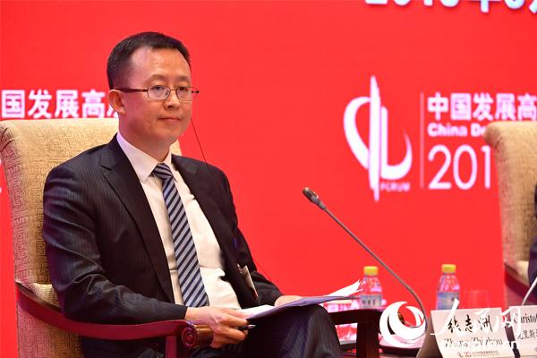 敦和资产管理有限公司首席执行官张志洲(图)