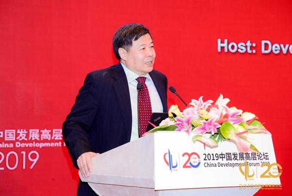 朱光耀为推动中美两国协调合作提出四点建议