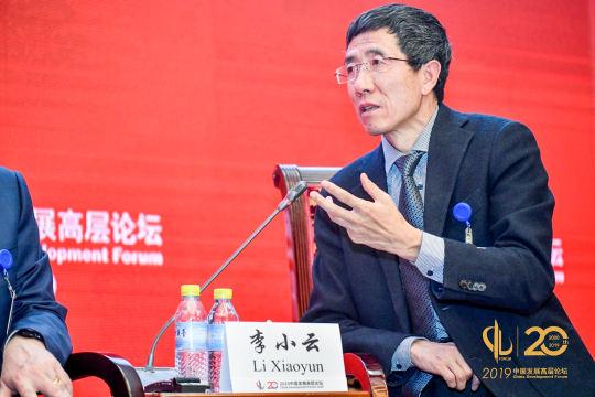 李小云:脱贫攻坚战是阶段性任务完成后还有后续工作