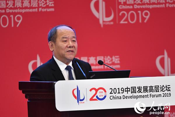 国家发展和改革委员会副主任宁吉喆(图)