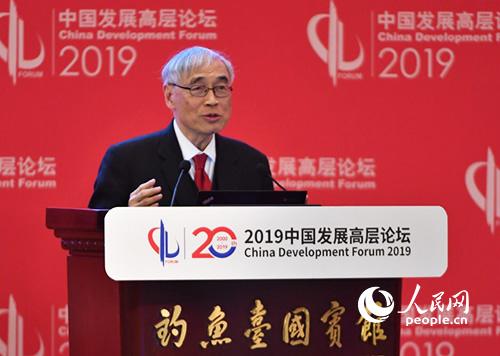 香港中文大学讲座教授刘遵义(图)