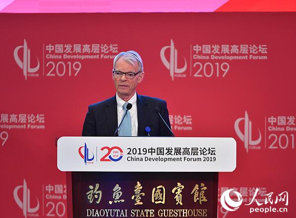 诺贝尔经济学奖得主迈克尔·斯宾塞:中国是助力世界经济发展的务实行动者