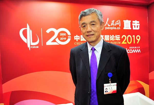 薛澜:创新为新一轮改革开放提供澎湃动力