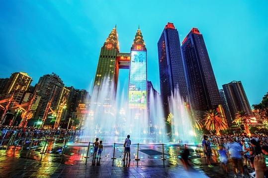 """夜经济成为城市""""软实力"""""""