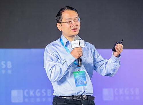 """腾讯云副总裁王龙:""""云+ AI""""助力产业升级"""